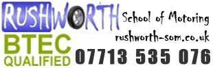 John Rushworth School of Motoring