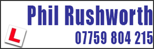 Phil Rushworth Driving Tuition